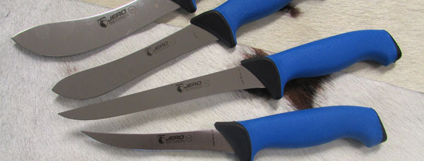Pro Butchers knives