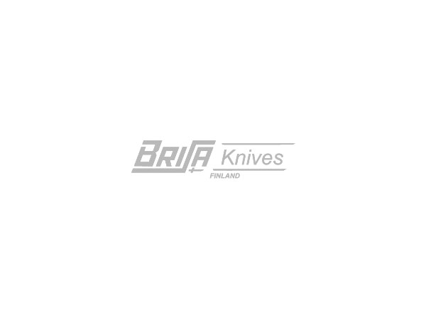 BRISA Trapper 95 O1/F Knife/Green Canvas Micarta