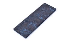 Fatcarbon Fiber Dark Matter Blue 5mm