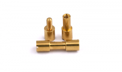 Corby rivet  brass 1 pc 1/4