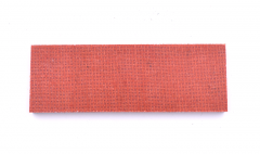 Micarta orange jute 8mm small