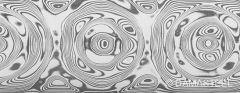 Damasteel Grosserosen / 3,2x51x100mm