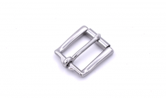 Belt buckle 25mm stainless