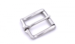 Belt buckle 38mm stainless