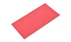 Vulcanized fiber red 0.6-0.8 mm small