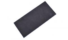 Vulcanized fiber black 2 mm small