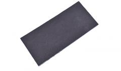 Vulcanized fiber black 3 mm small