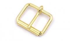 Belt buckle 35mm brass