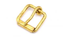 Belt buckle brass
