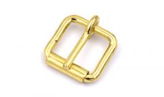 Belt buckle 2mm brass