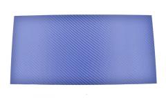 Holstex Carbon Fiber Police Blue 1.5 mm ( 0.060) 15x30 cm