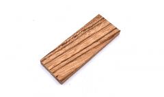 Zebrawood scales x2