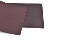 Spanish Top Grain leather Brown / 10cm