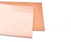 Pressed leather/ 10 cm