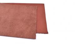 Darkbrown leather, Moose/10cm