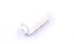 White Waxed Thread - 25yd