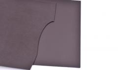 Split Leather Brown / 10cm