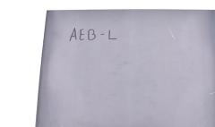 AEB-L / 3,5x340x1000 mm