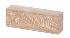 Juma Ivory Snake Block
