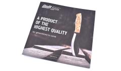 Brisa knives catalog