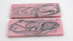 MicaGrip Pink/Black scalepair
