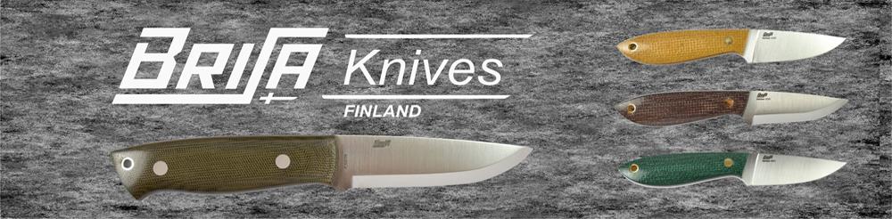 Brisa knives